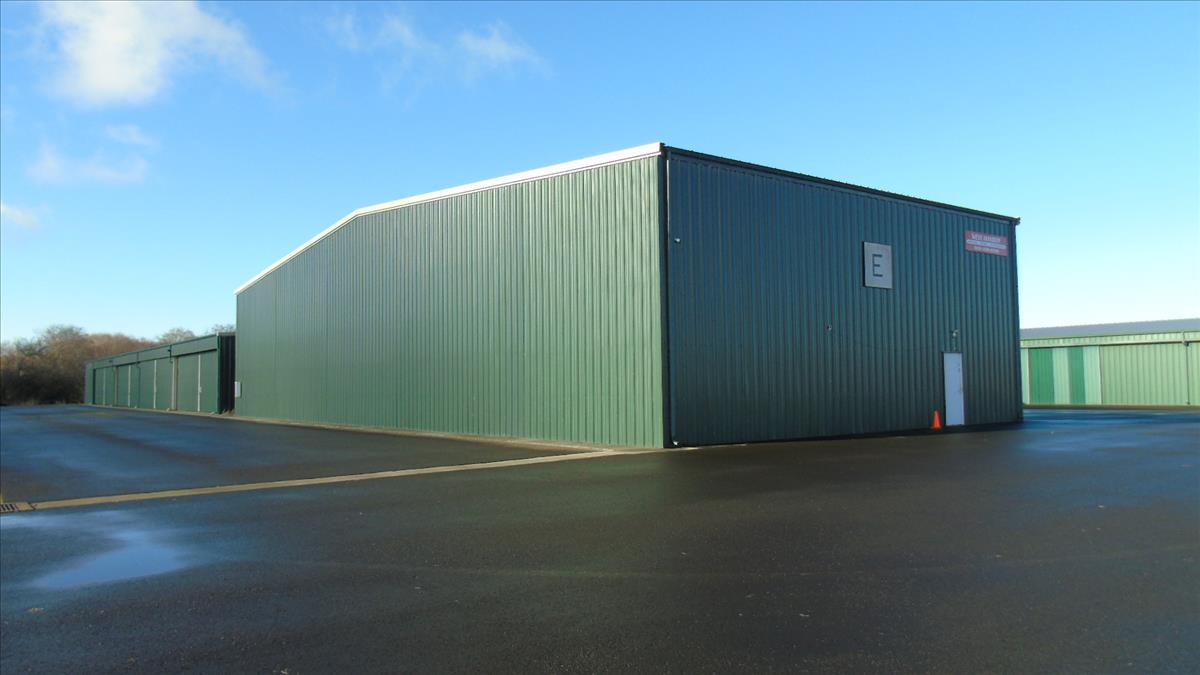 Hangar E other side