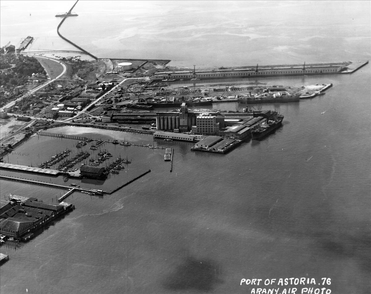 Port of Astoria