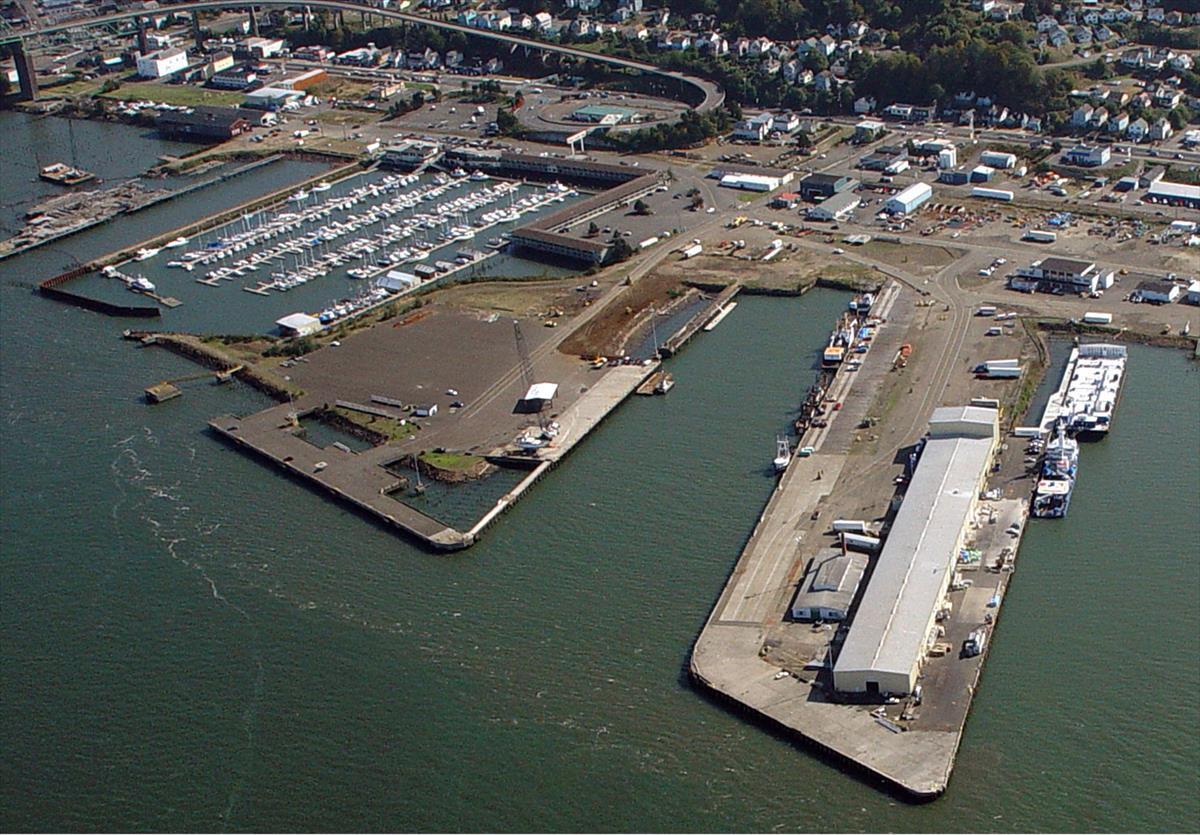 Pier 1 for Quay