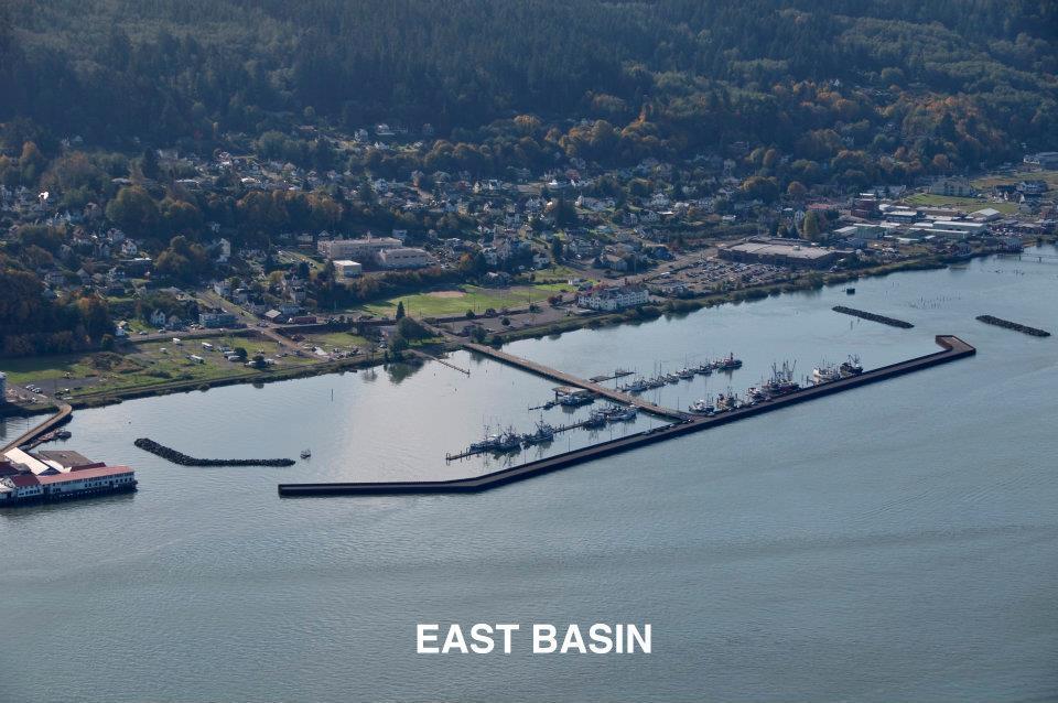 East Basin