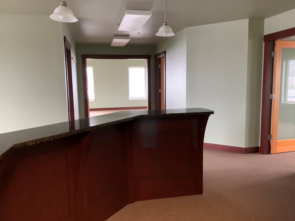 Suite 301 - Reception Entry