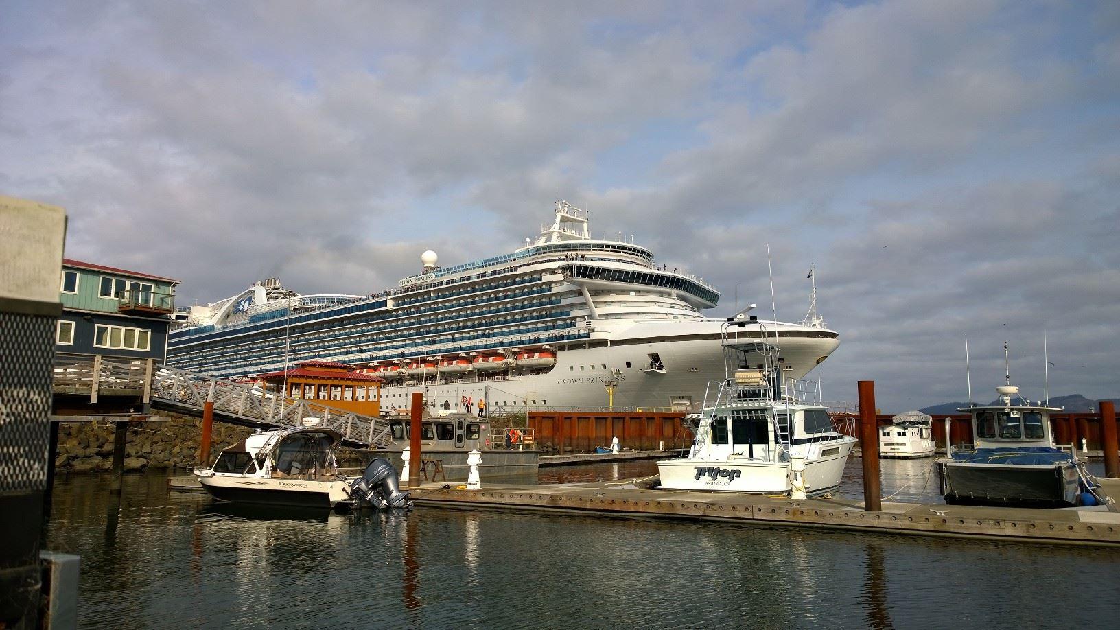 Port Of Astoria - Long beach cruise ship calendar