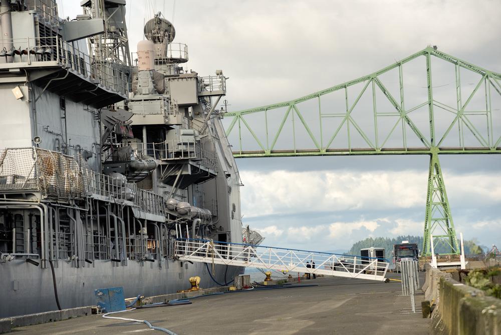 Port of Astoria Piers